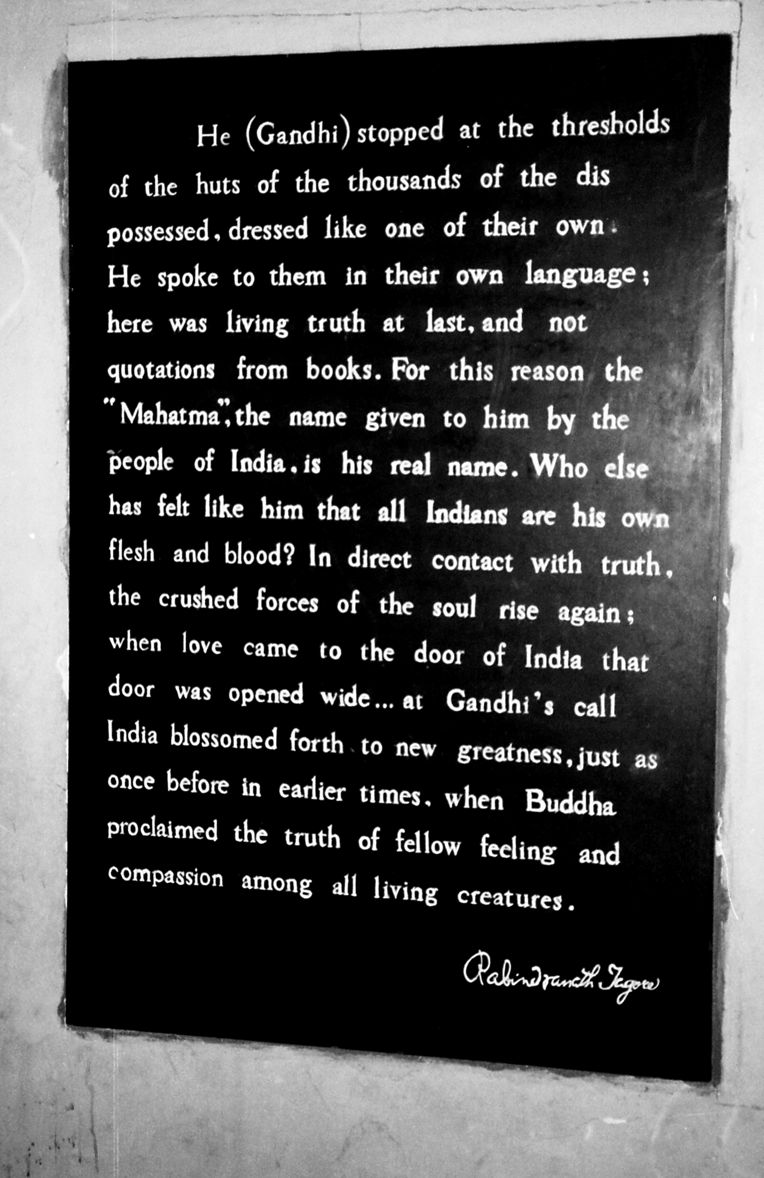 taken @ the Gandhi museum in Madurai, Tamil Na...