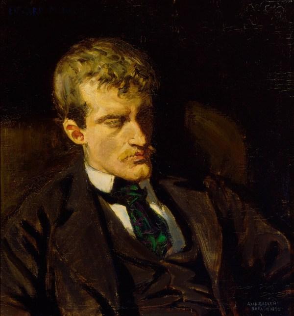 File Akseli Gallen-kallela - Portrait Of Edvard Wikimedia Commons