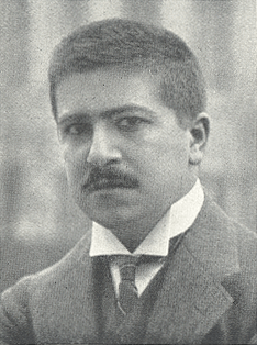 Artur Schnabel, about 1906