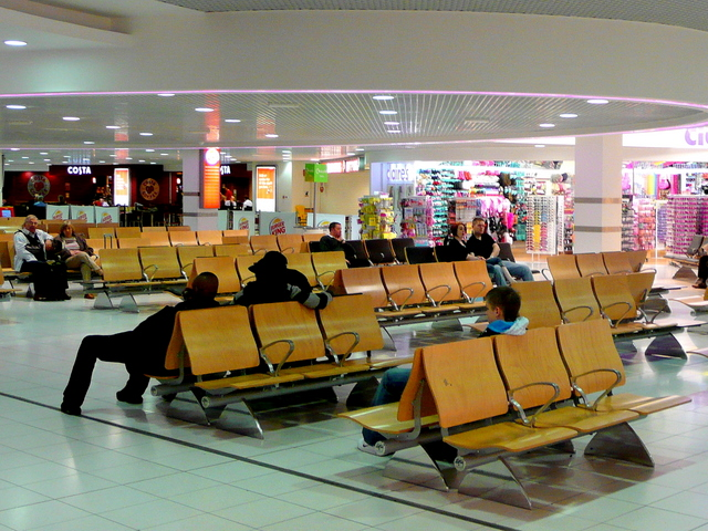 Airport seating  Wikipedia