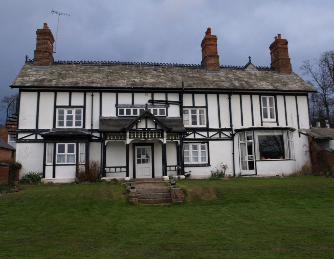 Donington Park Farmhouse