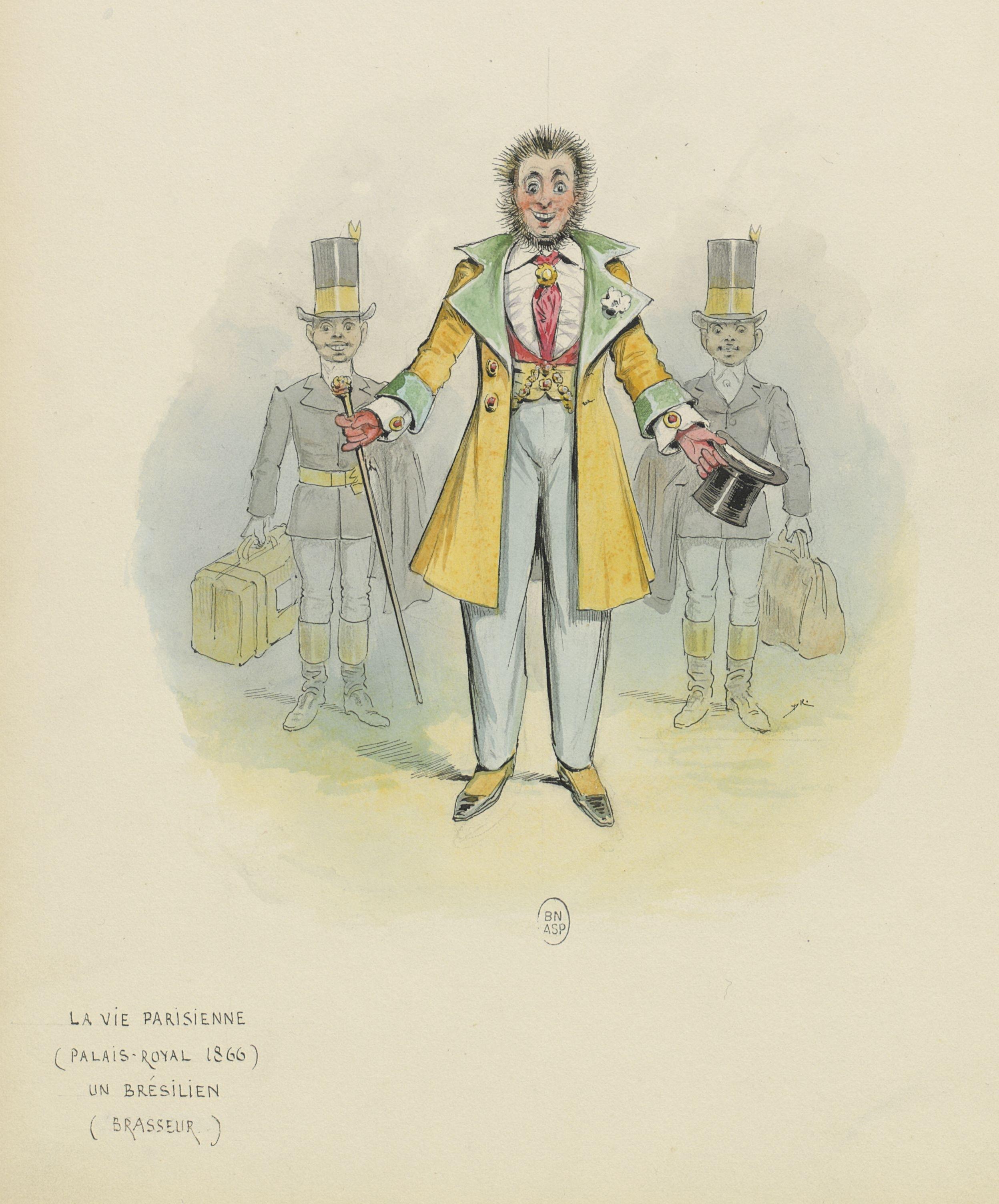 Jacques Offenbach La Vie Parisienne : jacques, offenbach, parisienne, Parisienne, Wikipédia