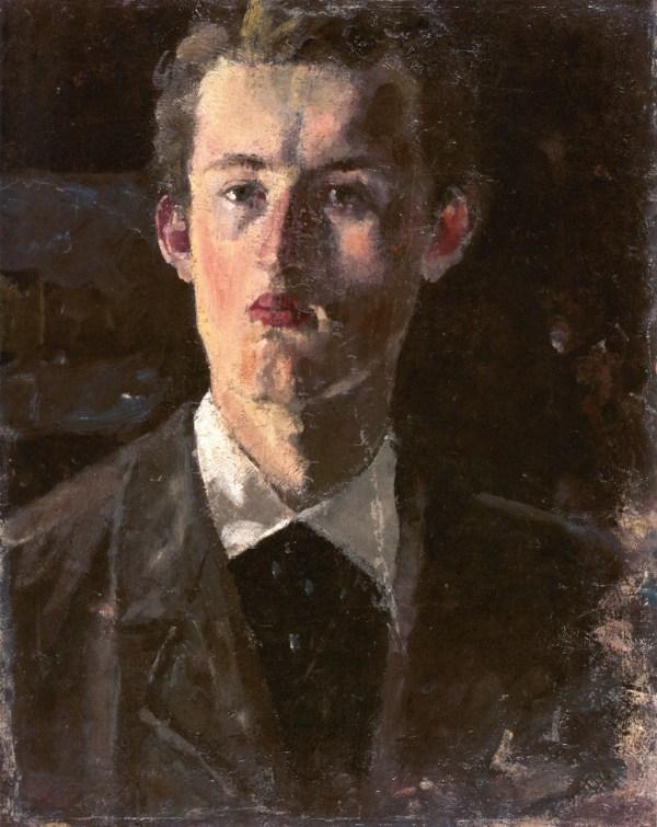 File Edvard Munch - -portrait 1882-83 Wikimedia Commons