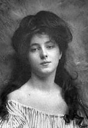 Evelyn Nesbit - the original Gibson girl - New York City 1901 - member of Floradora girls - wikipedia