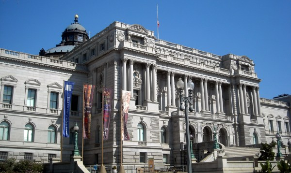Library of Congress Location