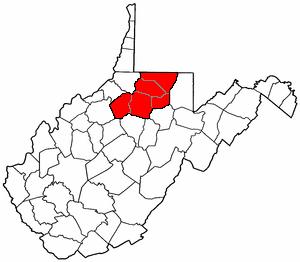 North-Central West Virginia