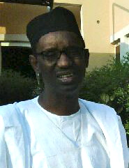 English: Nuhu Ribadu (Nigerian Politician in D...