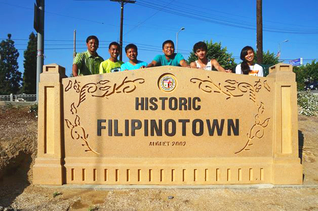 Historic Filipino Town La