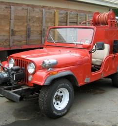jeep cj 6 fire engine in north carolina 2009  [ 2592 x 1944 Pixel ]
