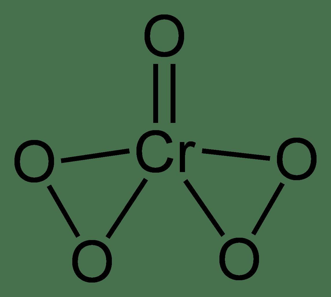 Chromium Vi Oxide Peroxide