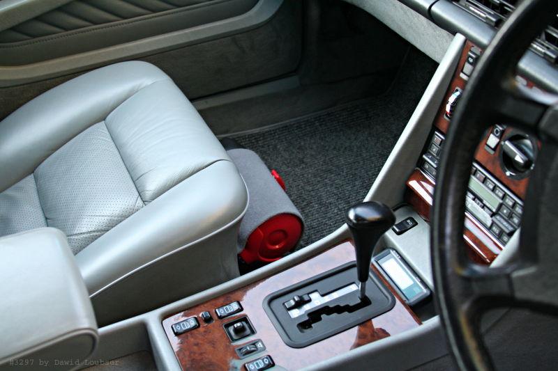 Fire Extinguisher Under Front Seat