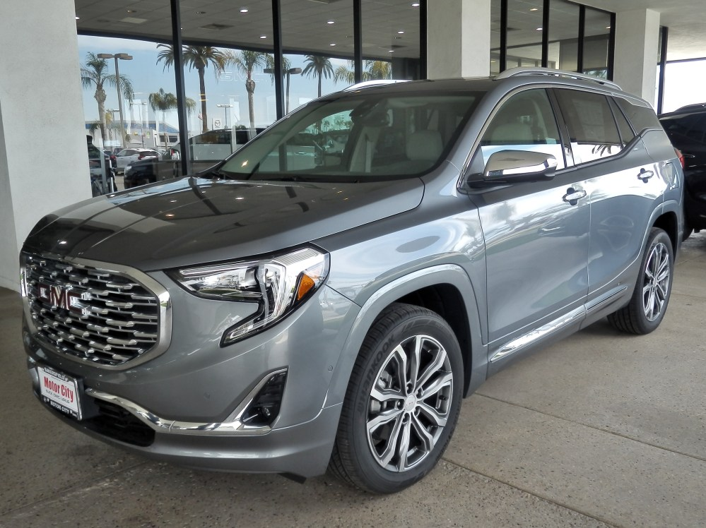 medium resolution of gmc terrain