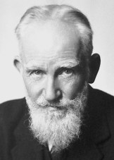 English: George Bernard Shaw, Nobel laureate i...