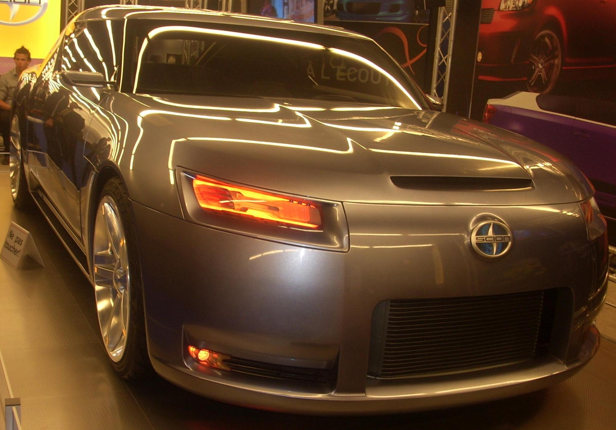 hight resolution of scion ccx