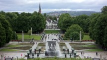 File Vigeland Park Fountain