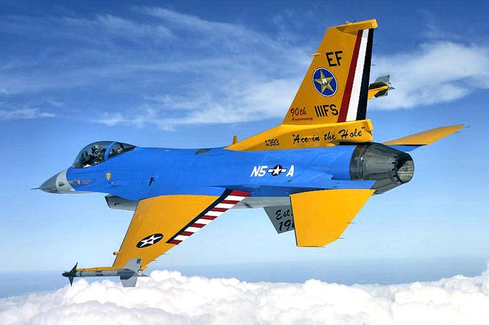 F 16c D Fighting Falcon