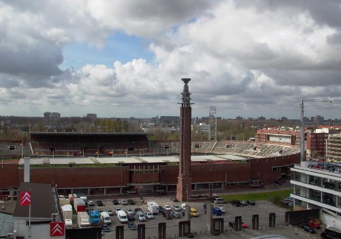 Amsterdam Olimpic Stadium - Estadio Olímpico de Amsterdam