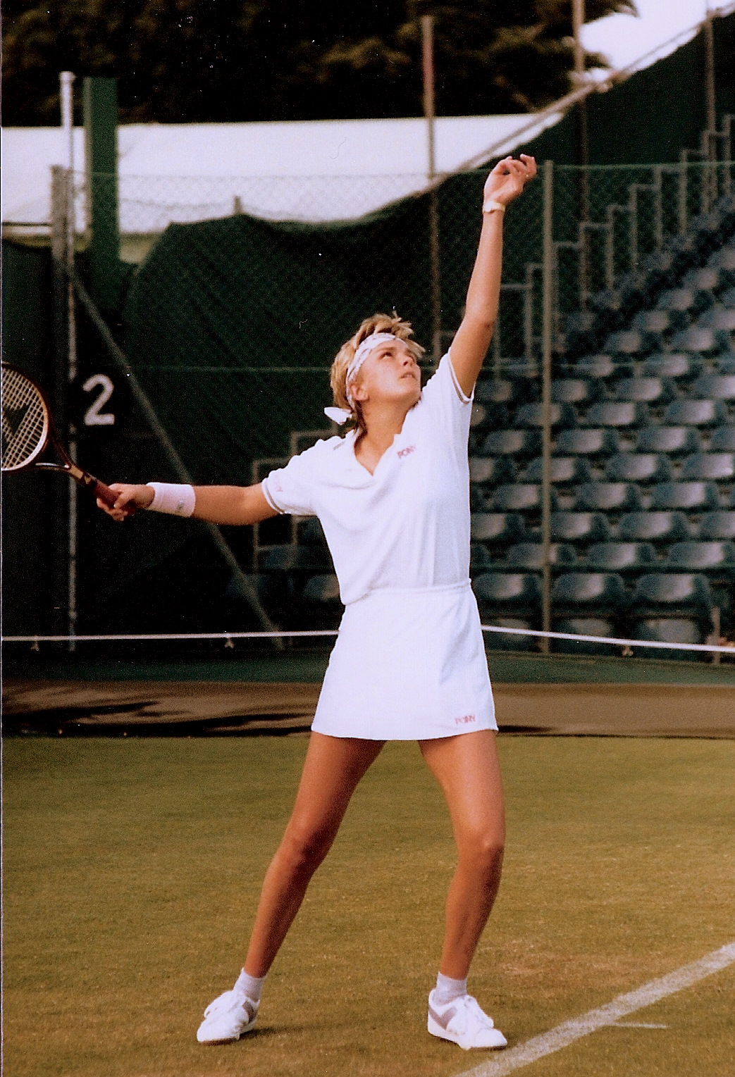 Tennis Teppich Anne White Wikipedia