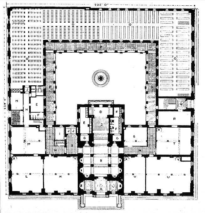 Future Loachapoka Library: Library Plans: Vintage With a