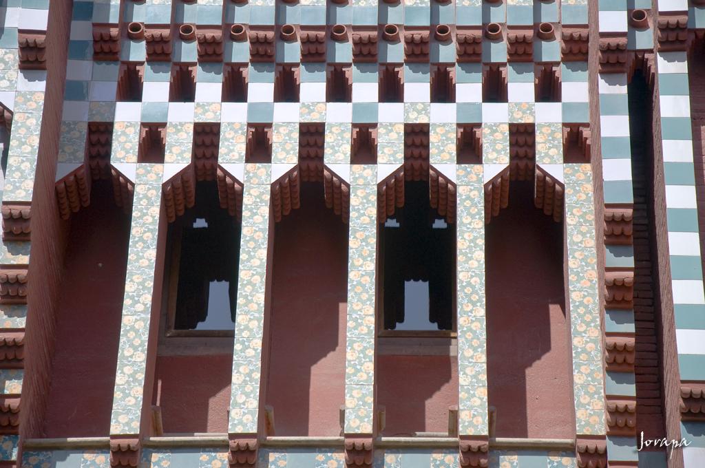 FileCasa Vicens Barcelona  2jpg  Wikimedia Commons