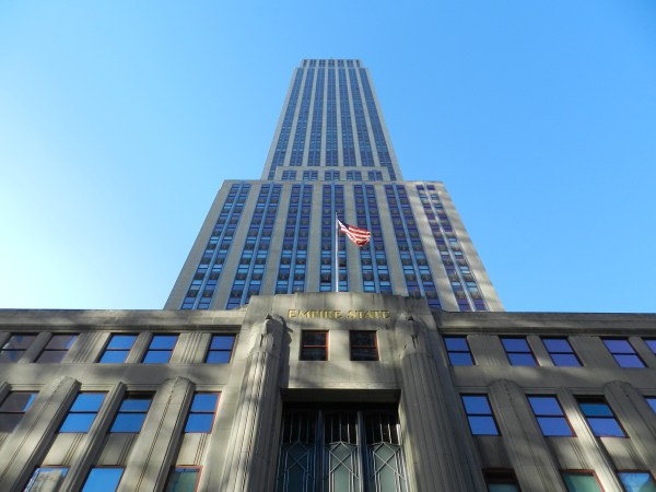 Empire State Building Ground View