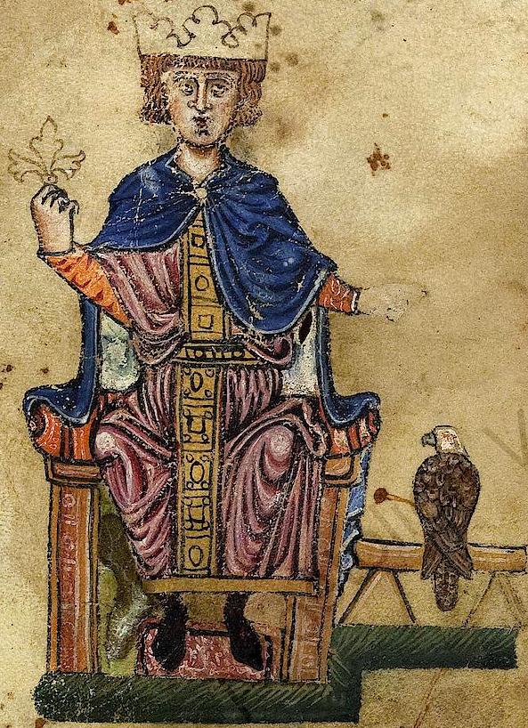 La Gloire Ou L'asile Parole : gloire, l'asile, parole, Frédéric, (empereur, Saint-Empire), Wikipédia