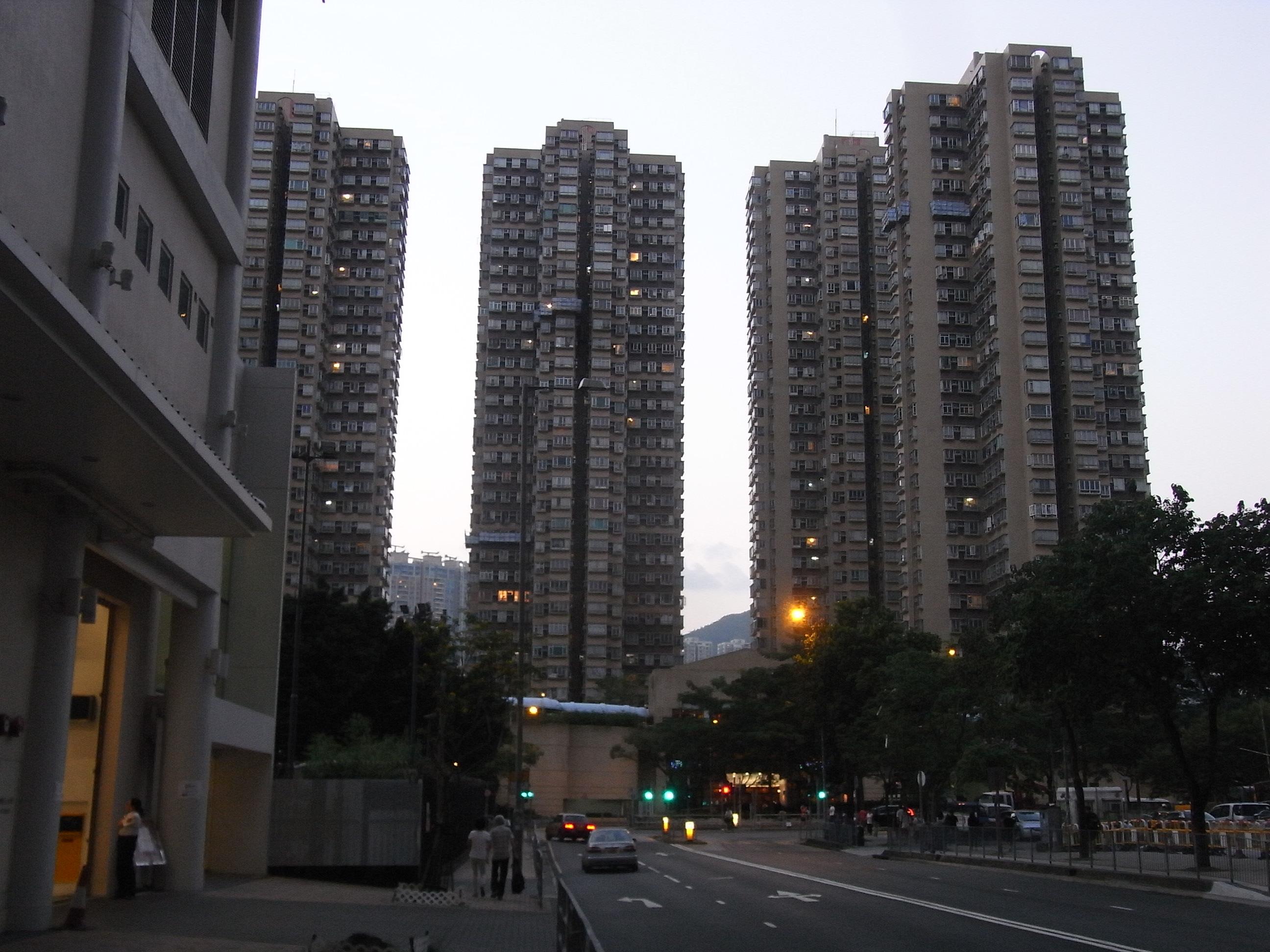 File:HK Shek Mun On Lai Street evening view On King Street Ravana Garden Sept-2012.JPG - Wikimedia Commons