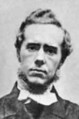 Hudson Taylor circa 1865