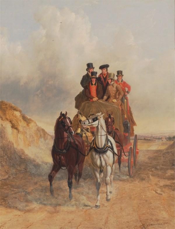 John Frederick Herring Painting Sale