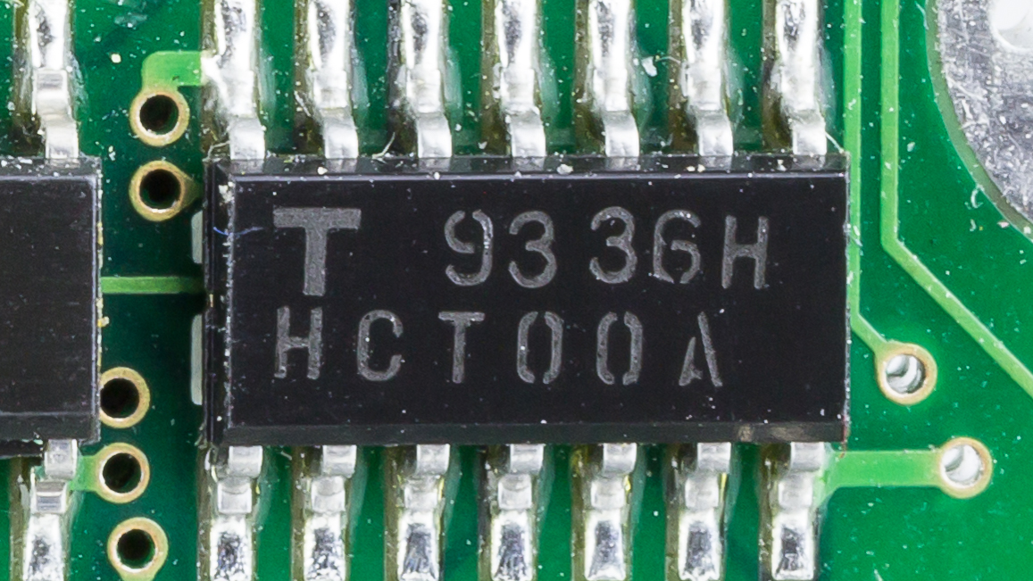 List Of 4000 Series Integrated Circuits Wikipedia The Free
