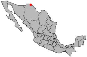 Ciudad Juarez lies on the border between Mexic...