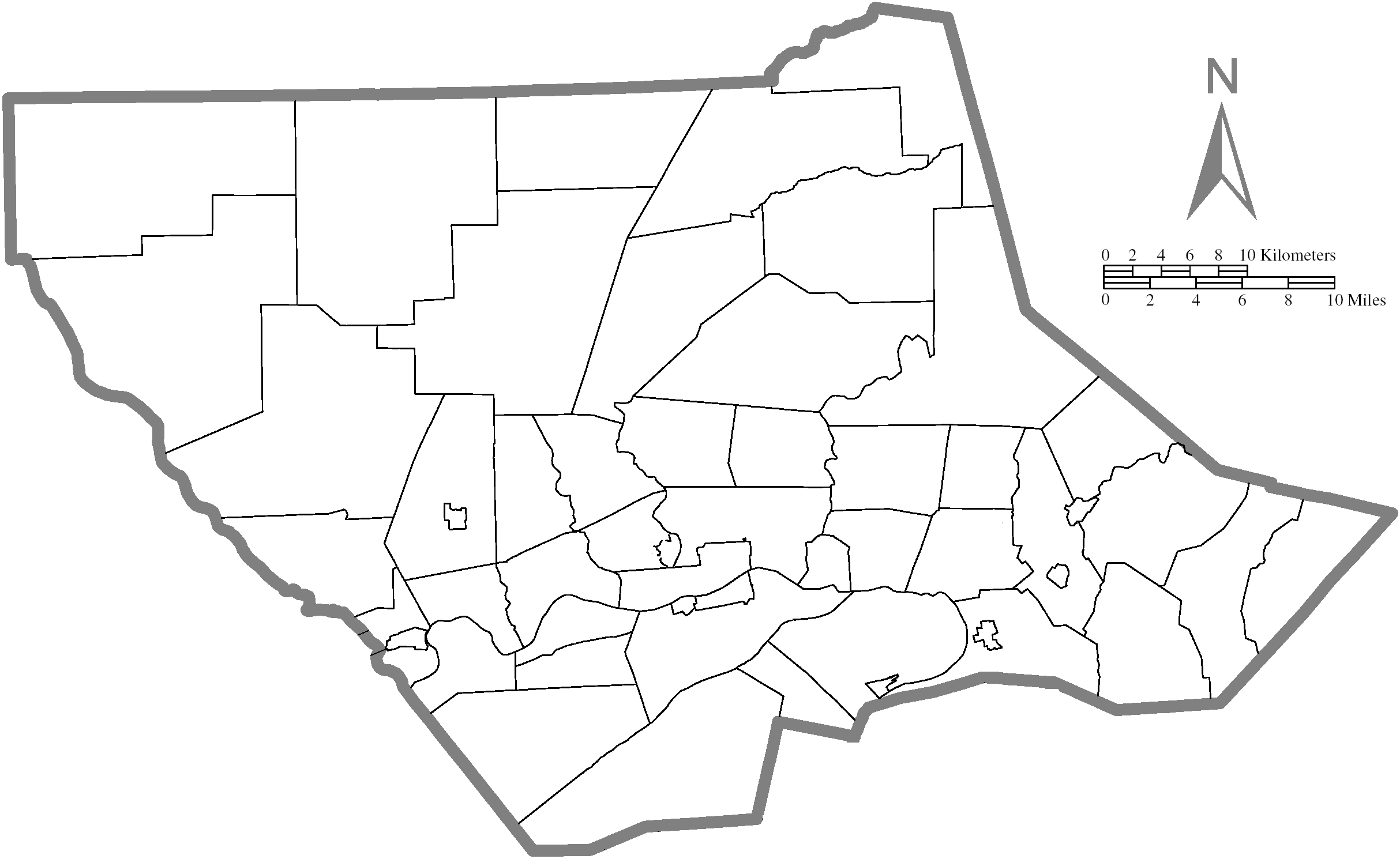 File:Map of Lycoming County, Pennsylvania All Blank.PNG