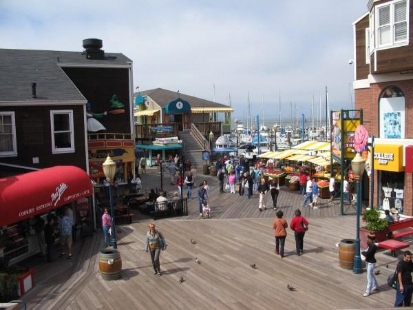 File Pier 39 San Francisco