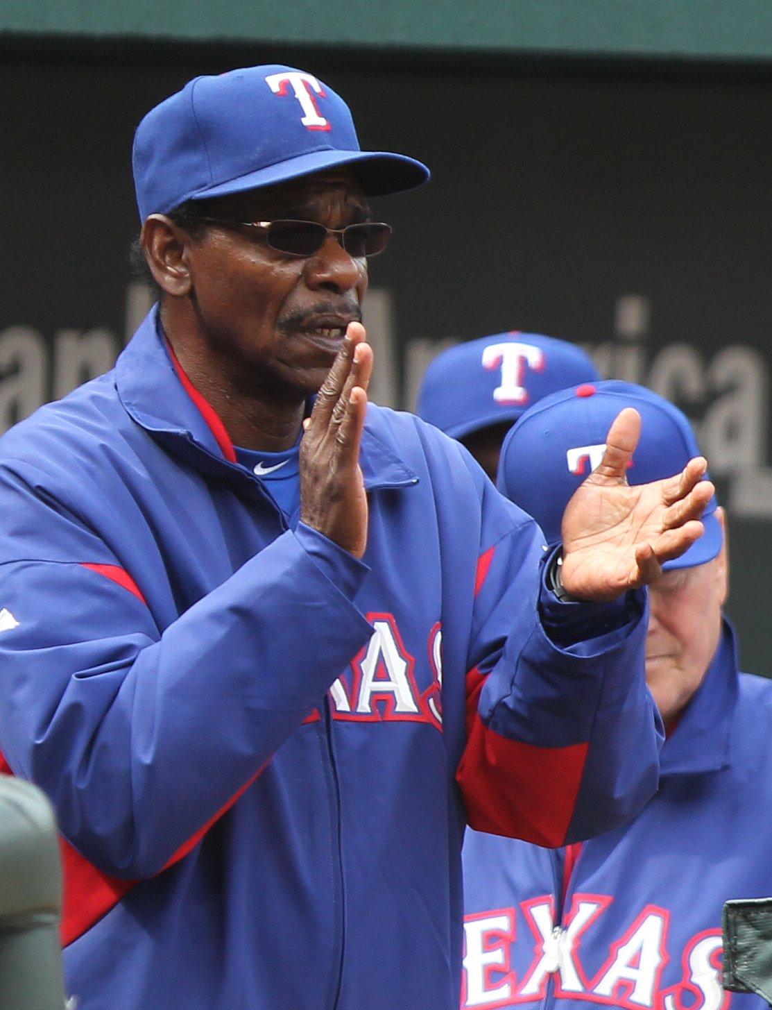 List Of Texas Rangers Managers Wikipedia