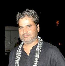 Indian music director Vishal Bhardwaj