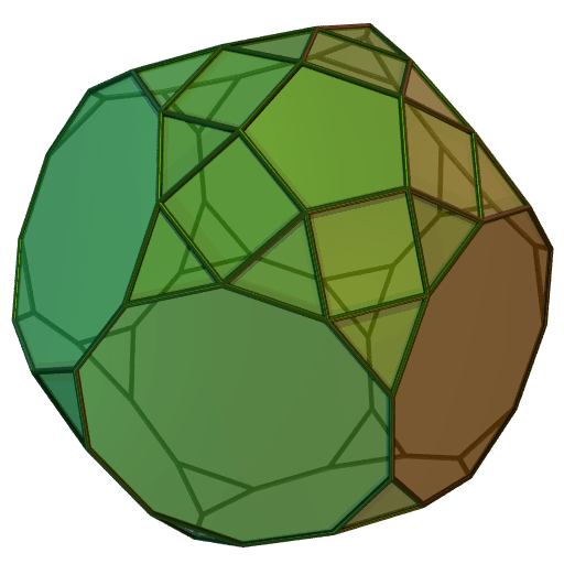 Regular Shape Geometry