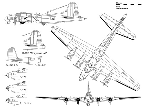 small resolution of boeing b 17 flying fortress wikipedia b 17 engine diagram