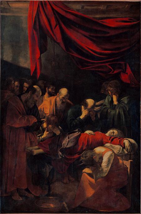 Sur La Mort De Marie : marie, Vierge, Caravage), Wikipédia
