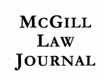 Personal statement law mcgill