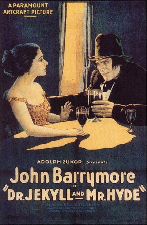 Mr Jekyll And Mr Hyde : jekyll, Jekyll, (1920, Paramount, Film), Wikipedia