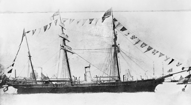 HMVS Victoria 1855  Wikipedia