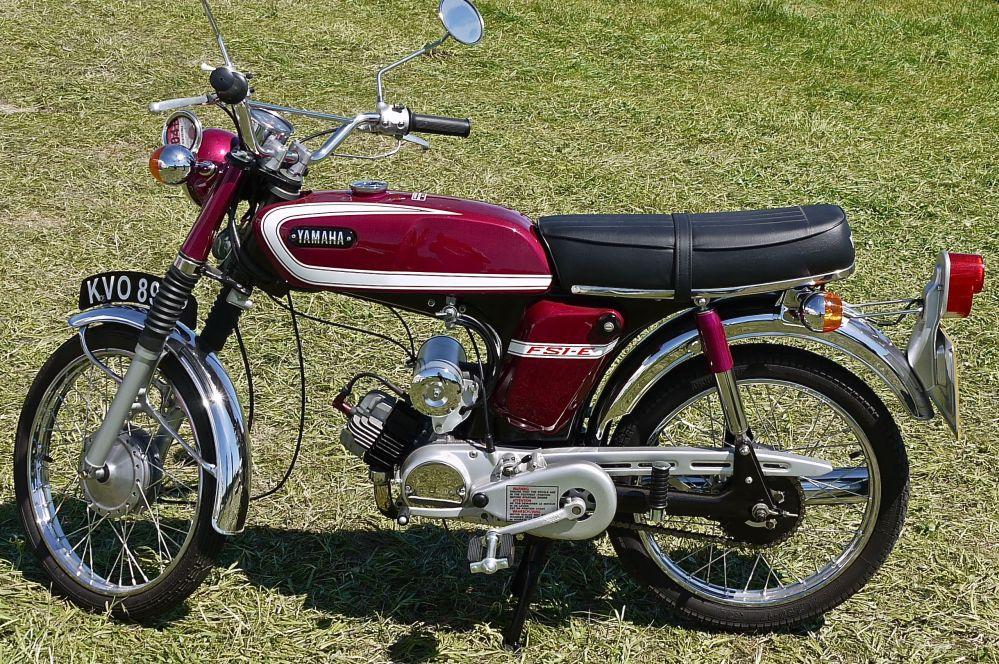 medium resolution of 1981 yamaha moped wiring diagram