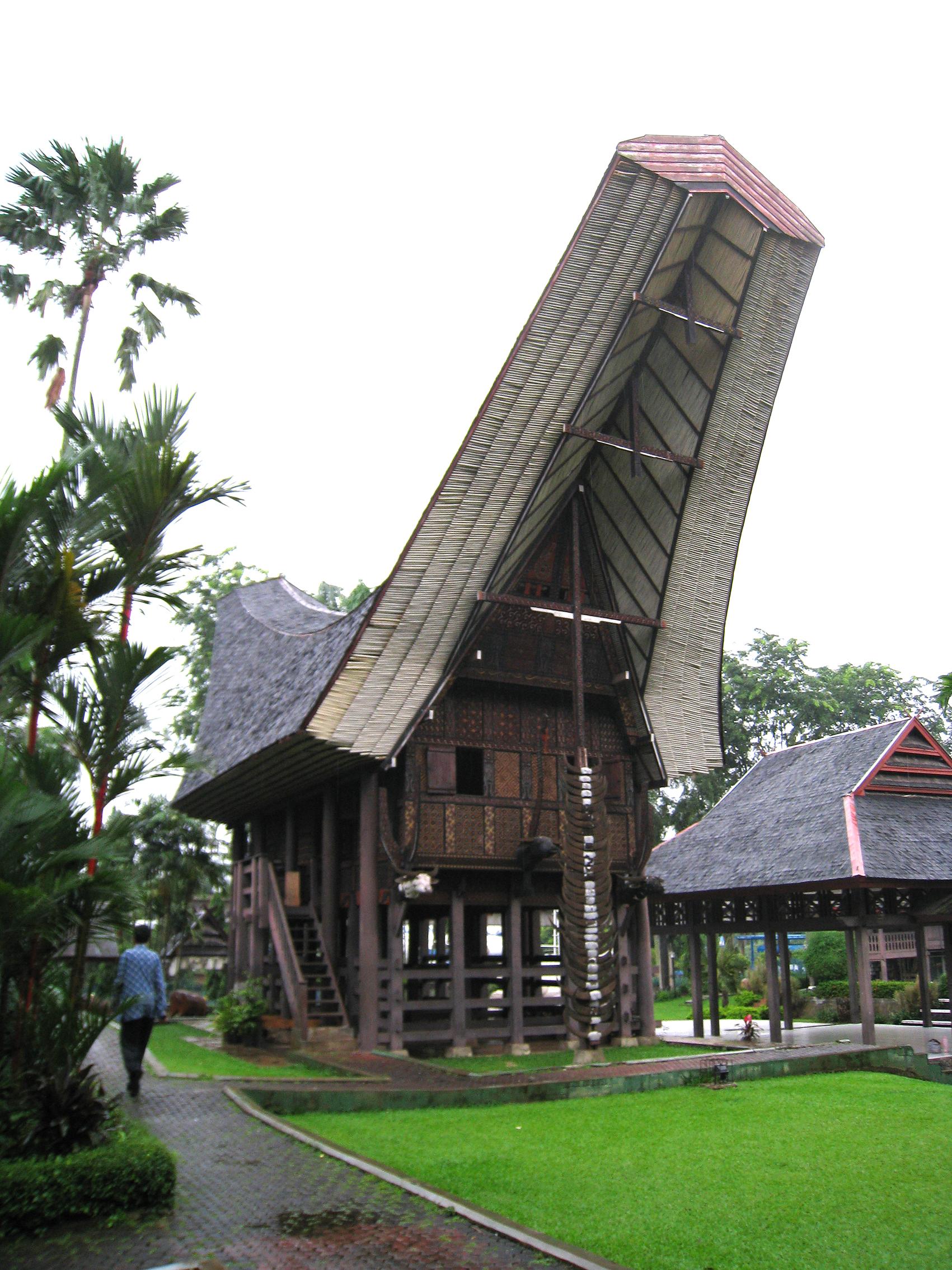 Gambar Rumah Adat Kalimantan Selatan : gambar, rumah, kalimantan, selatan, Tongkonan, Wikipedia