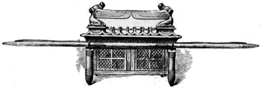 English: The Ark of the Covenant, by James Jac...