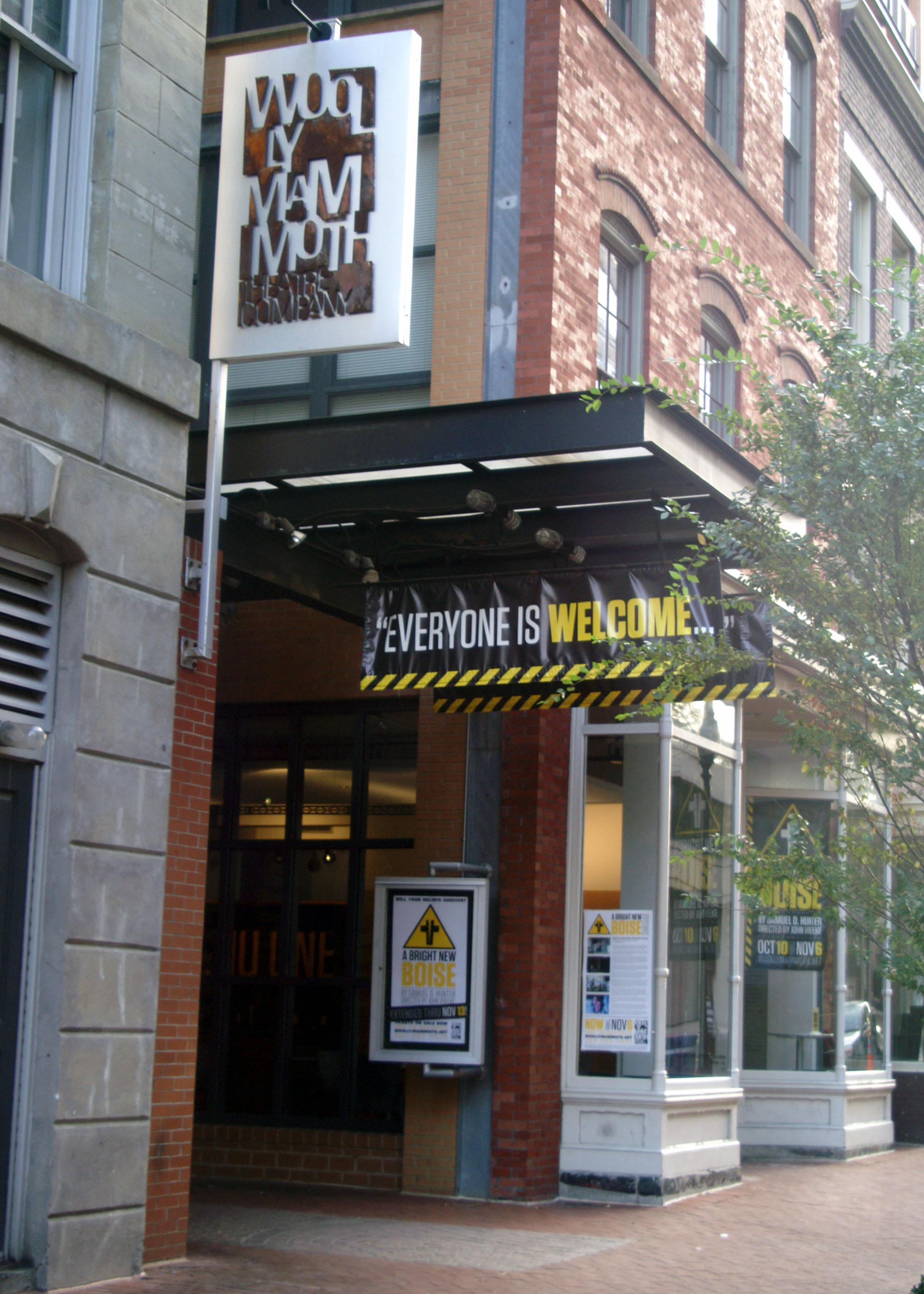 FileWoolly Mammoth Theatre Company Washington DCjpg  Wikimedia Commons