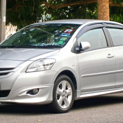 Toyota Yaris Trd Malaysia All New Camry Hybrid File 2010 Vios 1 5g With Opt Sportivo Bodykit