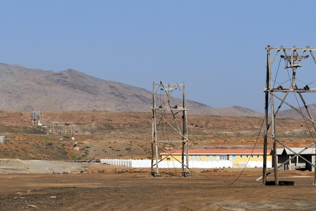 Salinas Pedra de Lume - Isla de Sal - Cabo Verde