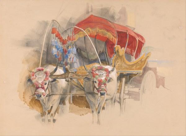 John Frederick Lewis Art