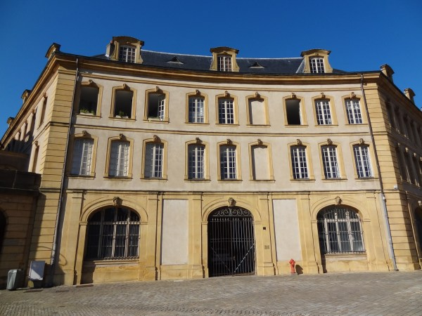 File Metz Opera-theatre Facade Batiment