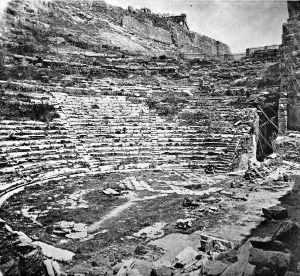 File Odeon Of Herodes Atticus Athens Greece